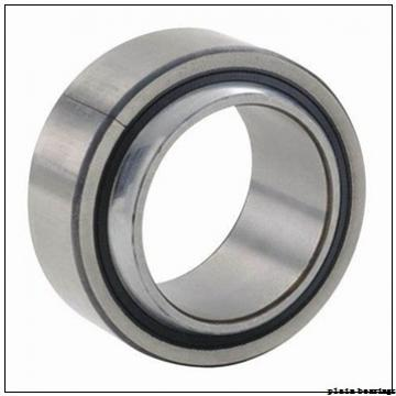 8 mm x 19 mm x 12 mm  ISB TSF 8 C plain bearings