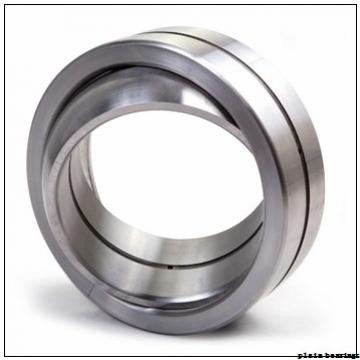 100 mm x 160 mm x 85 mm  ISB GEG 100 ES plain bearings