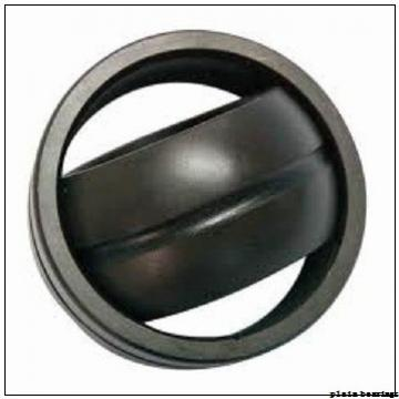 50 mm x 80 mm x 42 mm  LS GEF50ES plain bearings