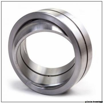 100 mm x 160 mm x 85 mm  ISO GE 100 HS-2RS plain bearings