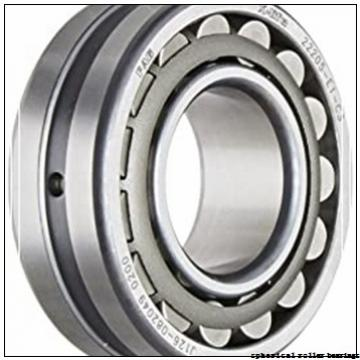 55 mm x 100 mm x 25 mm  ISO 22211 KW33 spherical roller bearings