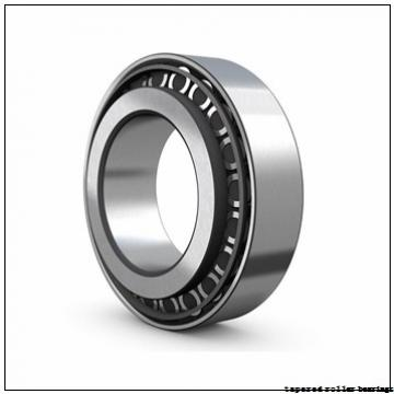 100 mm x 180,975 mm x 46 mm  Gamet 180100/180180XC tapered roller bearings