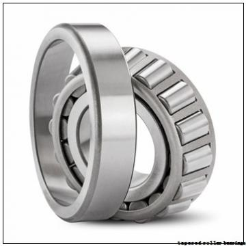 100 mm x 170 mm x 46 mm  Gamet 180100/180170P tapered roller bearings
