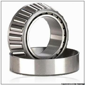 105 mm x 180,975 mm x 46 mm  Gamet 180105/180180XC tapered roller bearings