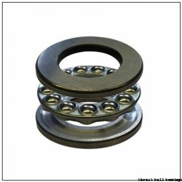 200 mm x 360 mm x 58 mm  SKF NU 240 ECM thrust ball bearings