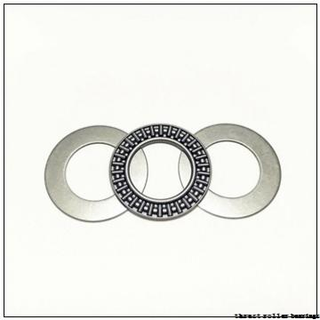 140 mm x 156 mm x 8 mm  IKO CRBS 1408 V UU thrust roller bearings