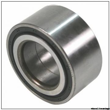 Toyana CX092 wheel bearings