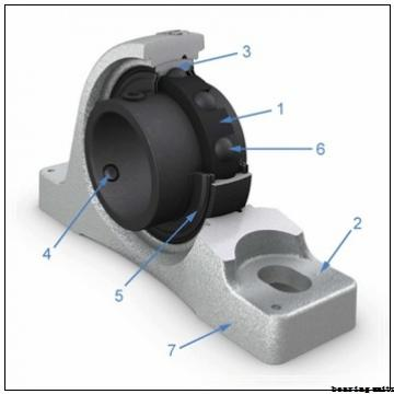 ISO UCF312 bearing units