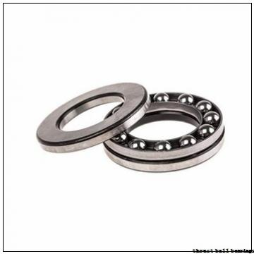 55 mm x 150 mm x 24 mm  NKE 54414-MP thrust ball bearings