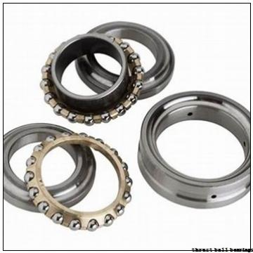 30 mm x 72 mm x 19 mm  NACHI 30TAF07 thrust ball bearings