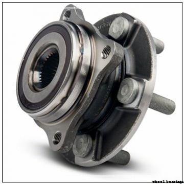 Ruville 5437 wheel bearings