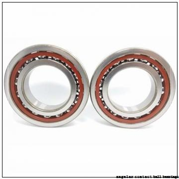 25,4 mm x 63,5 mm x 19,05 mm  RHP MJT1 angular contact ball bearings