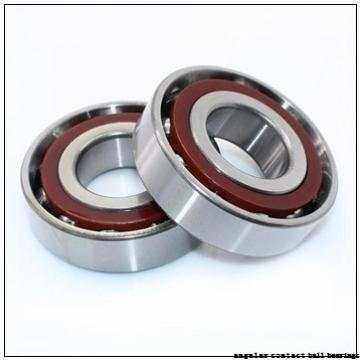 120 mm x 215 mm x 40 mm  NTN QJ224 angular contact ball bearings