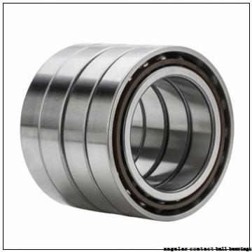20 mm x 52 mm x 15 mm  ISB QJ 304 N2 M angular contact ball bearings