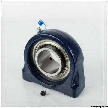 45 mm x 105 mm x 49,2 mm  ISO UCFC209 bearing units