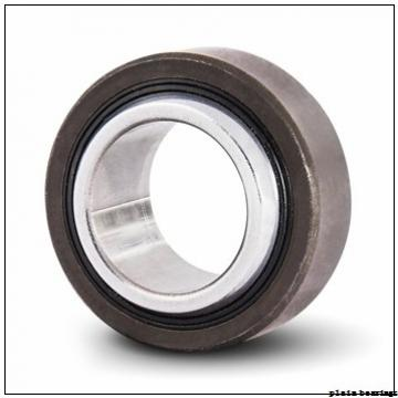 15 mm x 39 mm x 11 mm  ISB GX 15 SP plain bearings