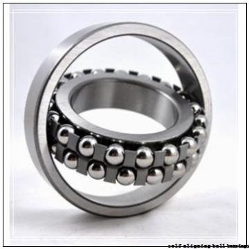 20 mm x 52 mm x 21 mm  NTN 2304SK self aligning ball bearings