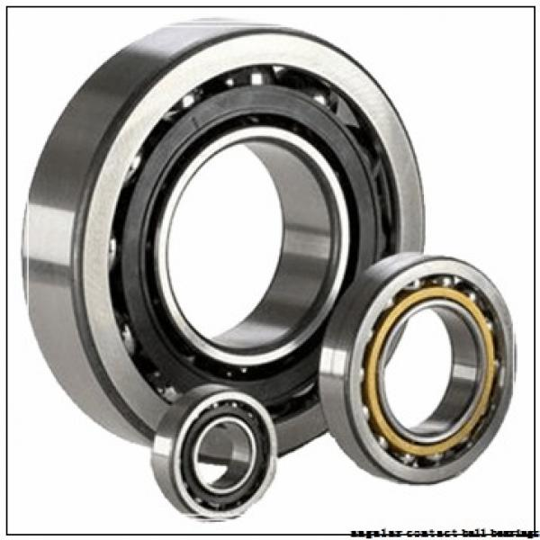 30 mm x 125,6 mm x 75 mm  PFI PHU2036 angular contact ball bearings #3 image