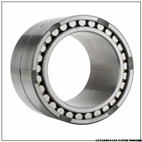 90 mm x 190 mm x 43 mm  ISO NU318 cylindrical roller bearings #2 image