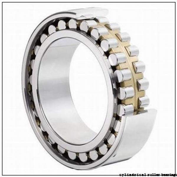 90 mm x 190 mm x 43 mm  ISO NU318 cylindrical roller bearings #1 image
