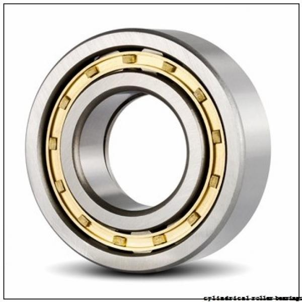 940 mm x 1210 mm x 115 mm  NSK R940-2A cylindrical roller bearings #1 image