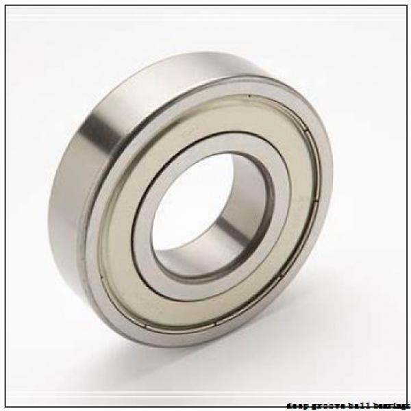 65 mm x 100 mm x 18 mm  KOYO 6013-2RU deep groove ball bearings #1 image