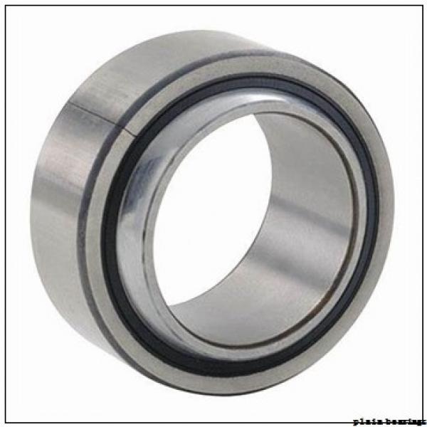 16 mm x 32 mm x 21 mm  INA GAKR 16 PW plain bearings #1 image
