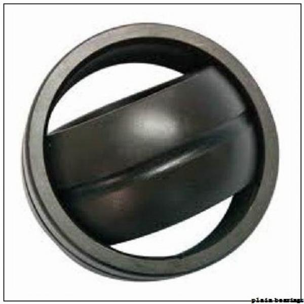 12 mm x 30 mm x 12 mm  NMB RBM12E plain bearings #1 image