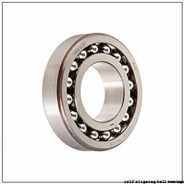 30 mm x 62 mm x 20 mm  FBJ 2206K self aligning ball bearings #1 image