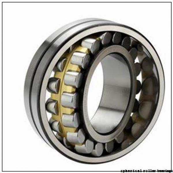 670 mm x 980 mm x 308 mm  NKE 240/670-MB-W33 spherical roller bearings #1 image