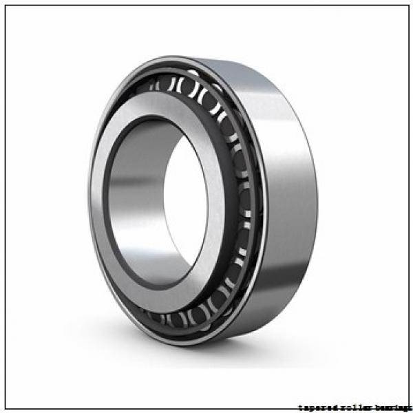 58,738 mm x 127 mm x 44,45 mm  Timken 65231/65500 tapered roller bearings #1 image