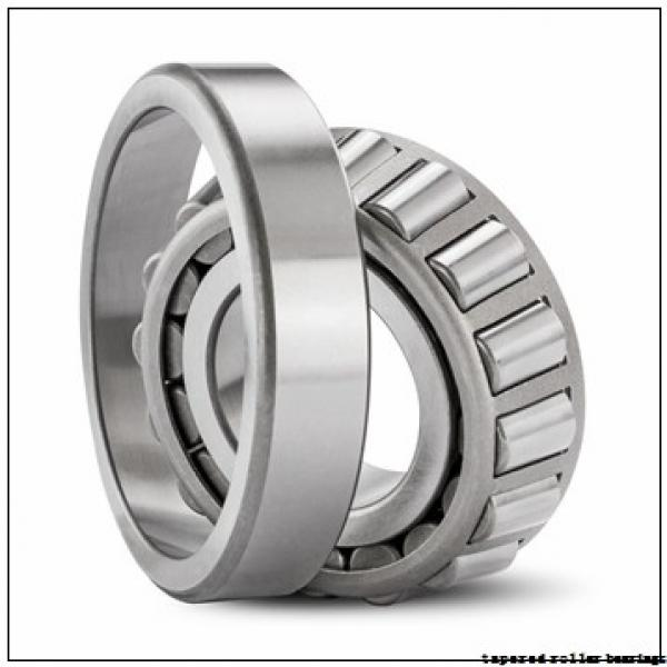 34,925 mm x 72,233 mm x 25,4 mm  Timken HM88649A/HM88610 tapered roller bearings #1 image