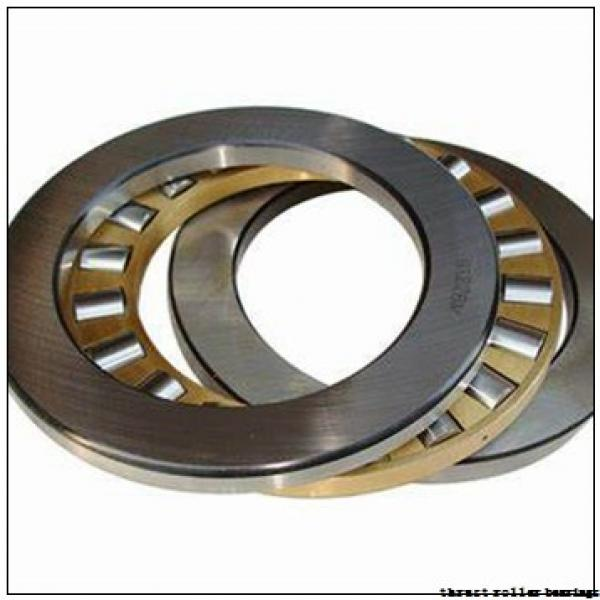 25 mm x 41 mm x 8 mm  IKO CRBH 258 A thrust roller bearings #1 image