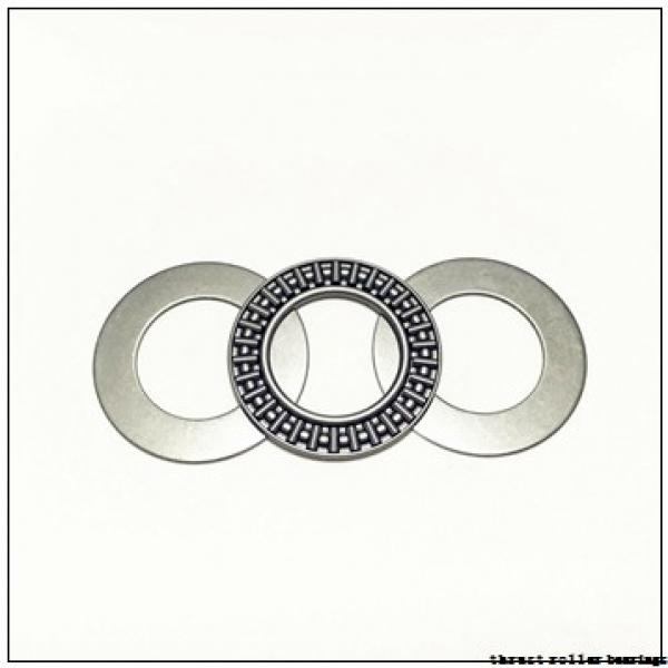 110 mm x 160 mm x 20 mm  IKO CRBC 11020 thrust roller bearings #3 image