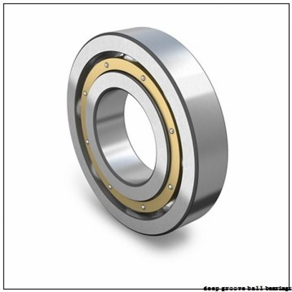 7 mm x 26 mm x 9 mm  KOYO F637 deep groove ball bearings #3 image