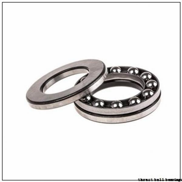 INA B2 thrust ball bearings #2 image