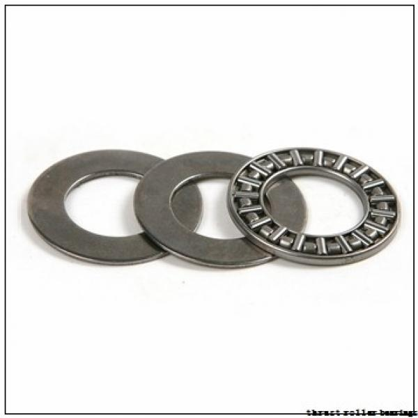 NBS K81132TN thrust roller bearings #3 image