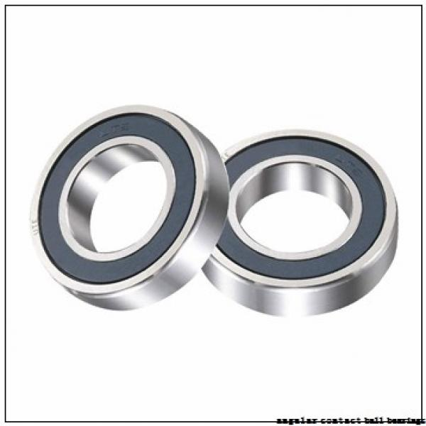 40 mm x 80 mm x 30.2 mm  NACHI 5208NS angular contact ball bearings #1 image