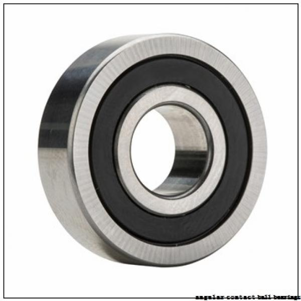 105 mm x 160 mm x 52 mm  SNR 7021CVDUJ74 angular contact ball bearings #3 image