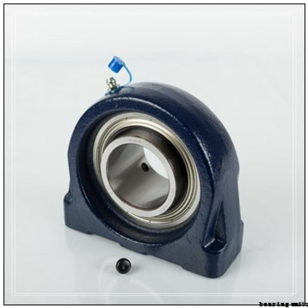 NACHI UCPK212 bearing units #3 image